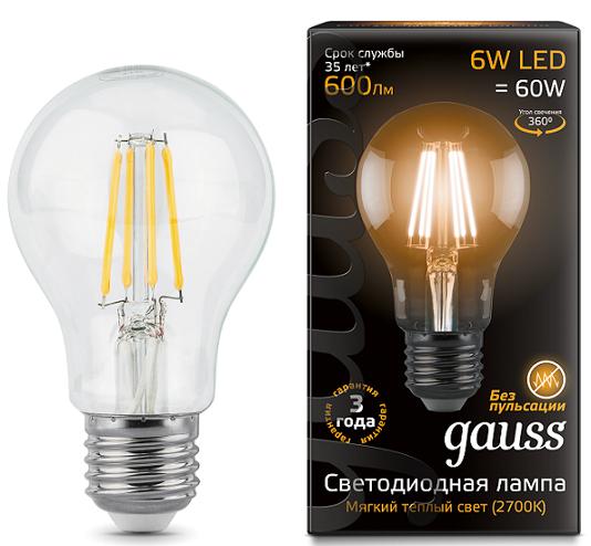 Светодиодная лампа СТАРТ LEDSphereE27 7W 27 теплый 2700К 220В 270? 500Лм