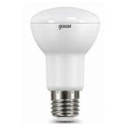 Лампа Gauss LED R63 E27 9W 660lm 3000K 106002109
