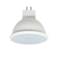 Ecola MR16   LED Premium  7,0W  220V GU5.3 6000K матовая 48x50