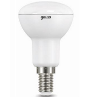 Лампа Gauss LED R50 E14 6W 530lm 4100K 106001206